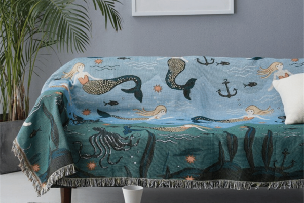 Fat mermaidd banner